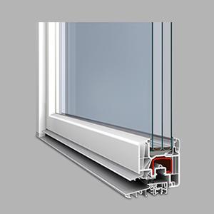 Fenster von RWS